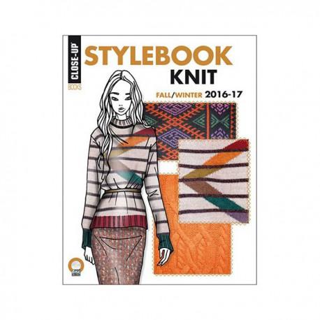 CLOSE UP STYLEBOOK KNIT A-W 2016-17