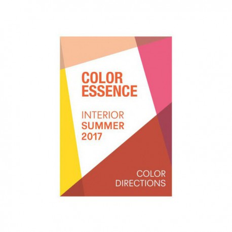 COLOR ESSENCE INTERIOR SUMMER 2017