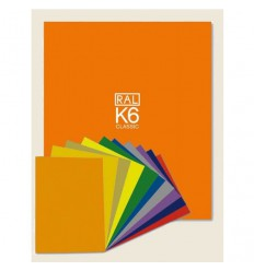 RAL K6 Ring binder