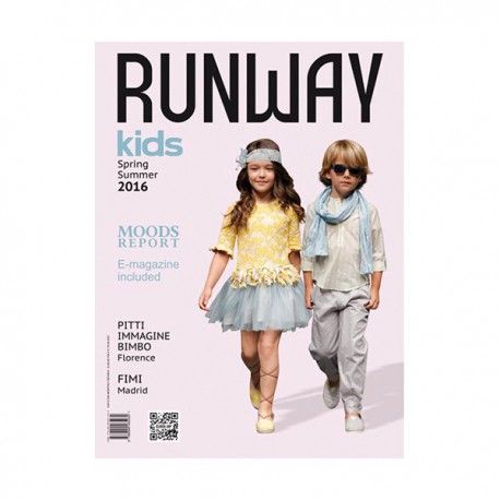 CLOSE UP RUNWAY KIDS S-S 2016