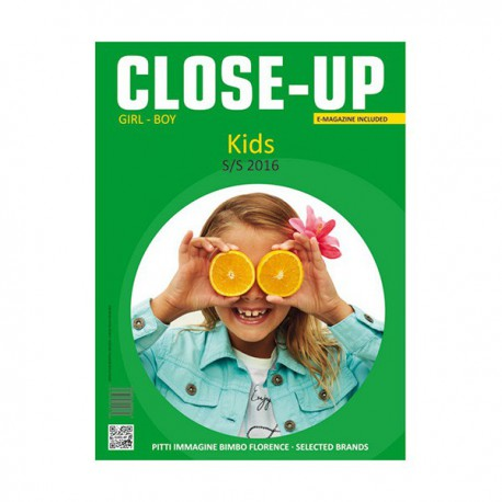 CLOSE UP KIDS S-S 2016