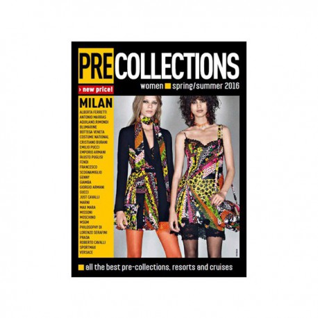 PRECOLLECTIONS WOMEN 05 MILAN S-S 2016