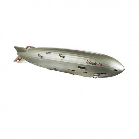 AUTHENTIC MODELS - Zeppelin Hindenburg