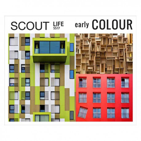 SCOUT LIFE EARLY COLOUR 2017 Shop Online