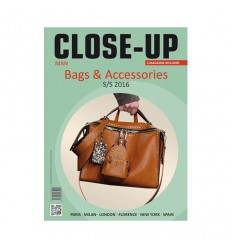CLOSE UP MAN BAGS & ACCESSORIES S-S 2016