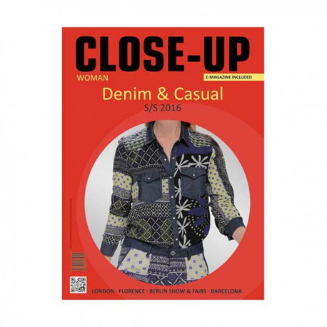 CLOSE-UP DENIM & CASUAL WOMAN S-S 2016