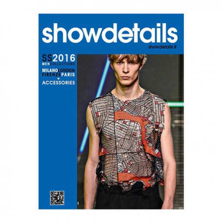 SHOWDETAILS MEN 18 S-S 2016