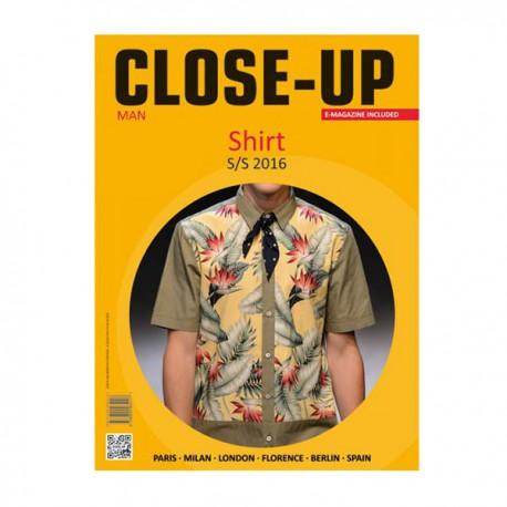 Close-Up Men Shirt no. 13 S/S 2016