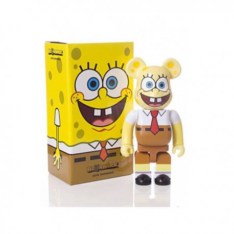 SPONGEBOB 400% BEARBRICK