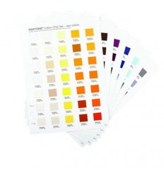 PANTONE Fashion & Home Cotton Chip Set 210 colors supplement