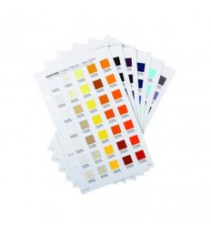 PANTONE Cotton Planner 210 colors supplement