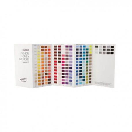 PANTONE Cotton Passport 210 colors supplement