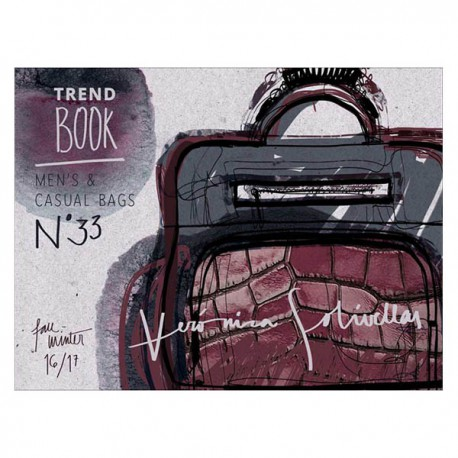 TREND BOOK MEN'S & CASUAL BAGS 33 A-W 2016-17