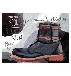 TREND BOOK MEN'S & CASUAL SHOES 33 A-W 2016-17 Shop Online