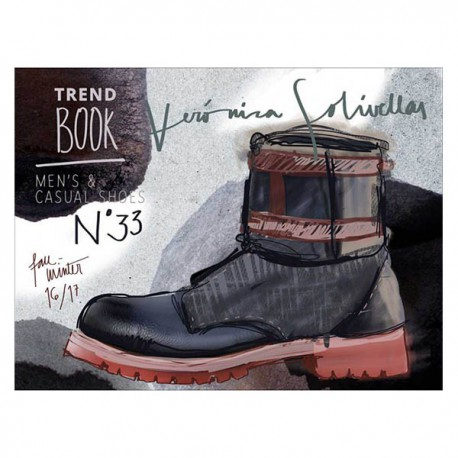 TREND BOOK MEN'S & CASUAL SHOES 33 A-W 2016-17